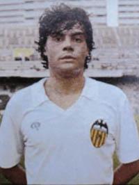 Comenzó en el Valencia CF.
